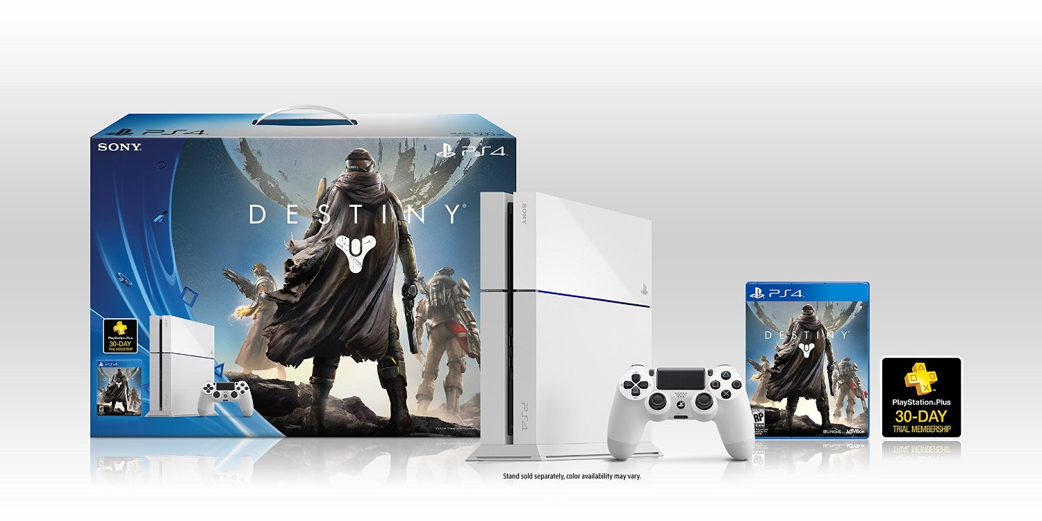 PS4 Destiny Bundle with $50 GC at $399