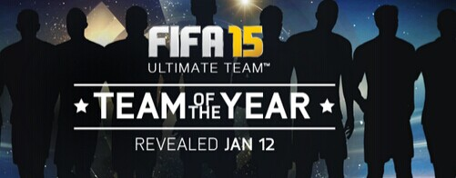 What's your guess about the FUT 15 Team of the Year?