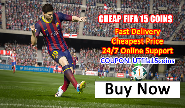 Utfifa15coins provide the best FIFA coins service for you!