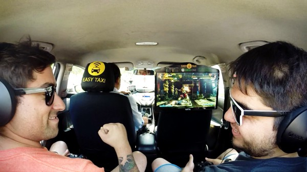 taxi, Xbox One, FIFA