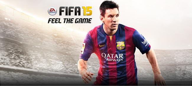 snap discs, FIFA 15