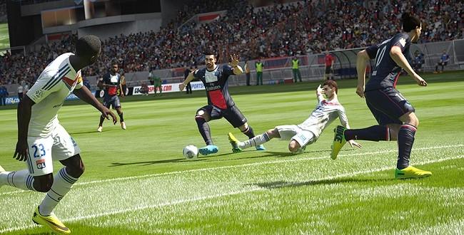 FIFA 15 fans