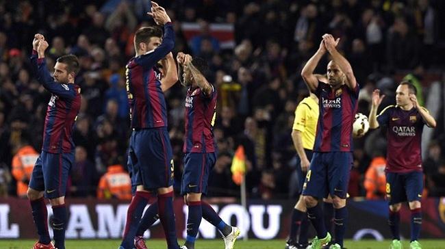 Barça triumph in El Clasico